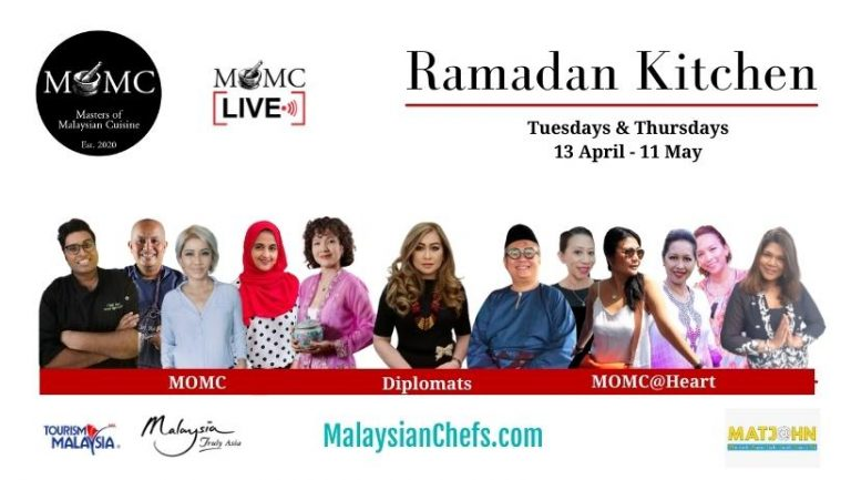Malaysian Diplomats Join MOMC In The Ramadan Kitchen Live Series