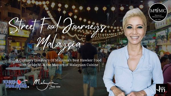 Tourism Malaysia Australia Partners with Jackie M for Street Food Journeys: Malaysia