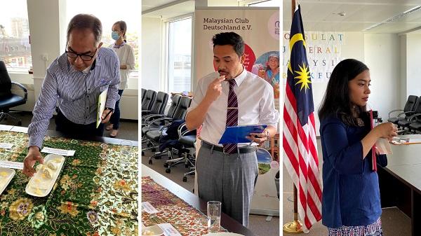 Biskut Raya Challenge Malaysian Club Deutschland 2021
