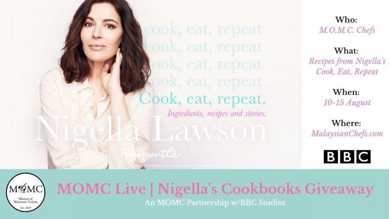 Nigella's Cook, Eat, Repeat Cookbook Giveaway – BBC Studios | MOMC Partnership