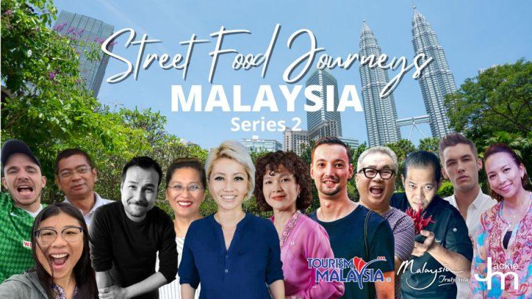 Street Food Journeys 2: Malaysia [Media Release]