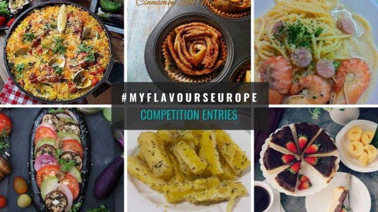 Competition Winners Announcement – #MYFlavoursEurope