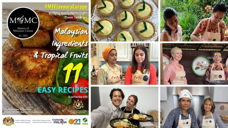 Malaysian Recipe eMag #MYFlavoursEurope